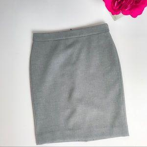 J Crew 3No. 2 Pencil® skirt in four-season stretch